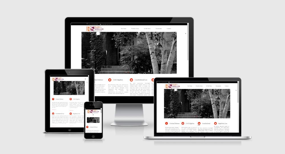 Ruby Shiller website